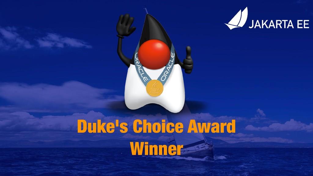 Duke's Choice Award Winner