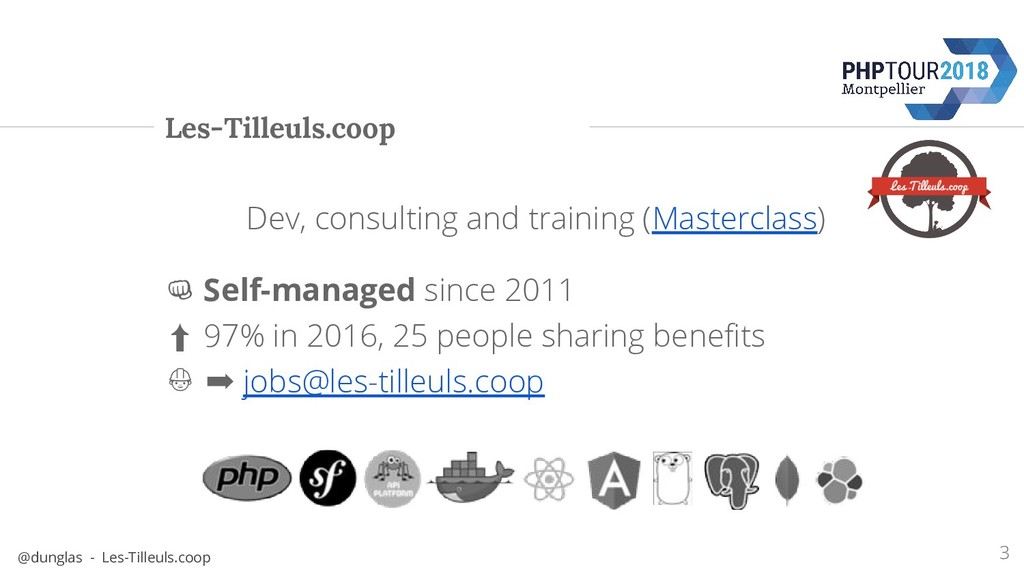 @dunglas - Les-Tilleuls.coop Dev, consulting an...