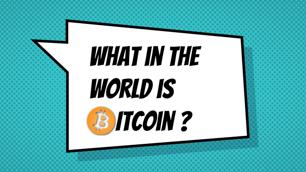What in the world is Itcoin ?