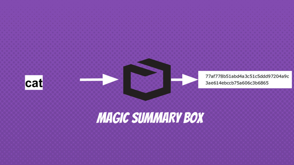 MAGIC SUMMARY BOX 77af778b51abd4a3c51c5ddd97204...