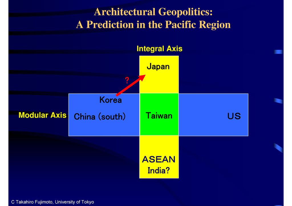Architectural Geopolitics: A Prediction in the ...