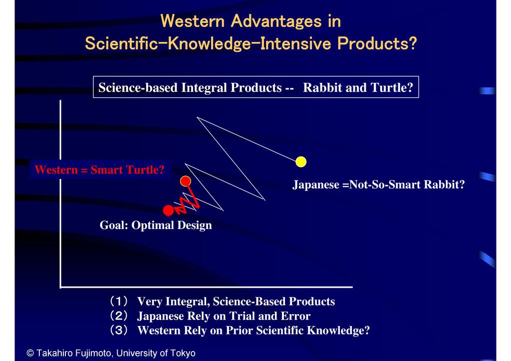 Western Advantages in Scientific-Knowledge-Inte...