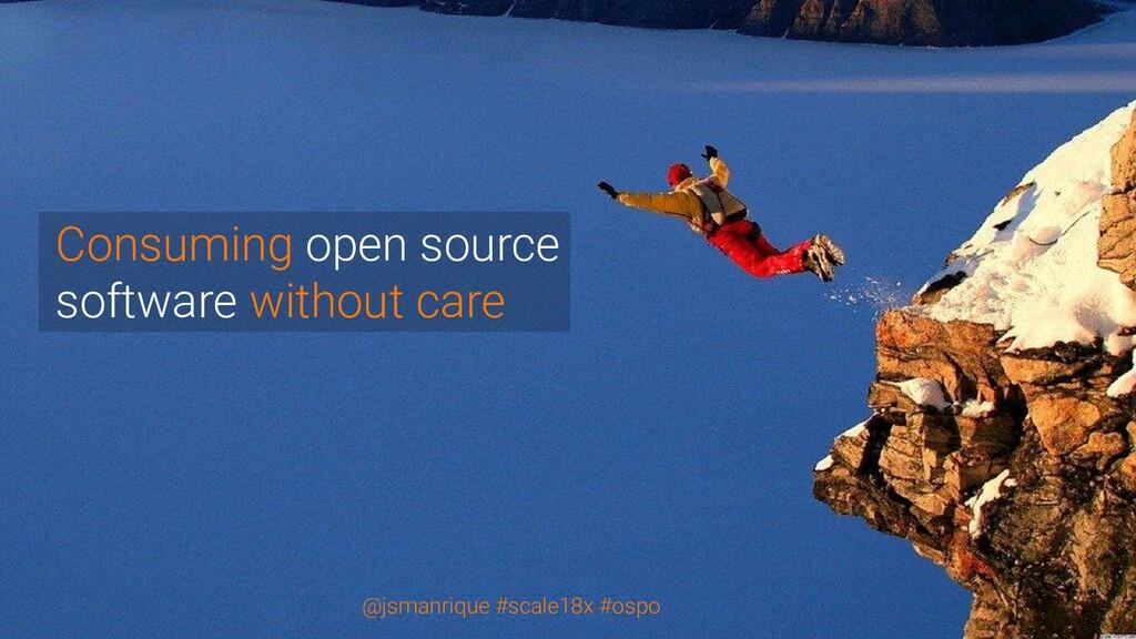Share this! @bitergia Bitergia Consuming open s...