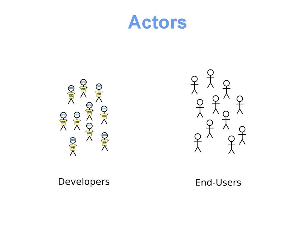 Actors Actors