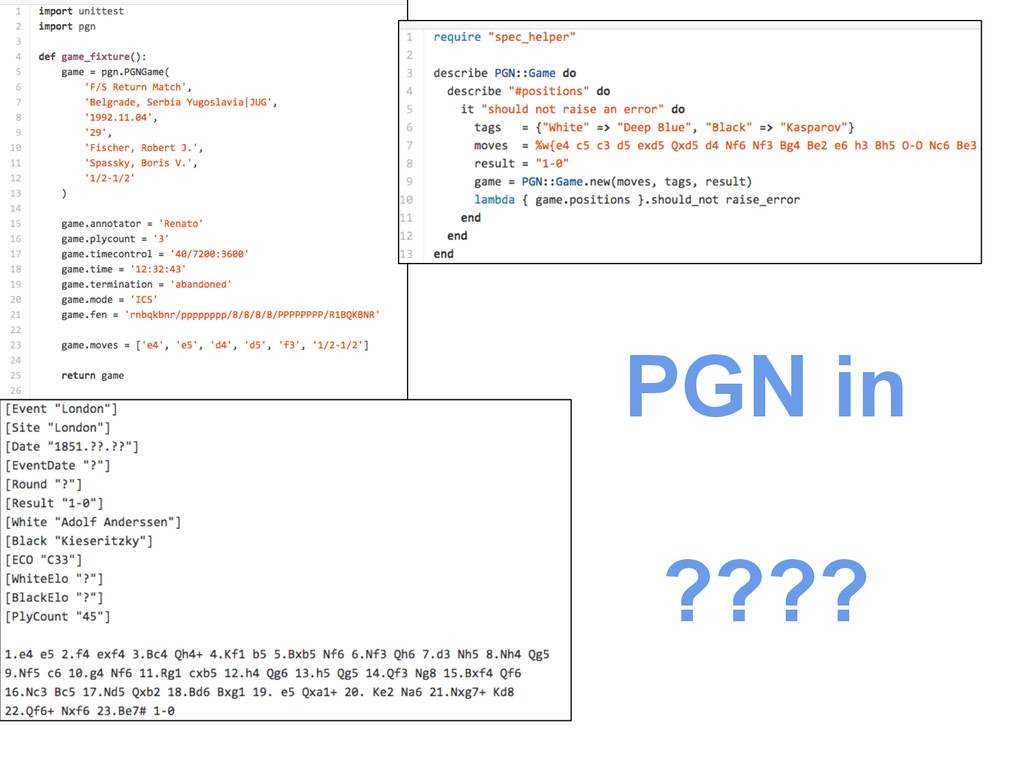 PGN in ????