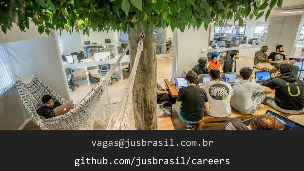 vagas@jusbrasil.com.br github.com/jusbrasil/car...