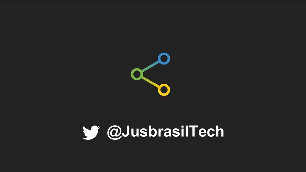 @JusbrasilTech