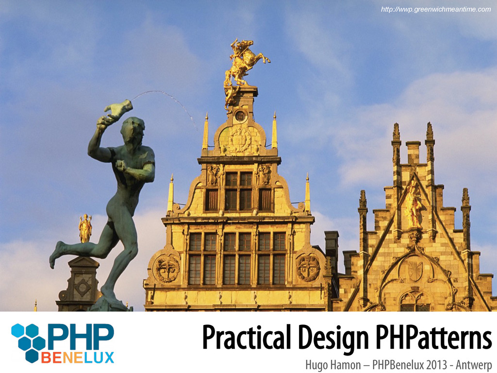 Practical Design PHPatterns Hugo Hamon – PHPBen...