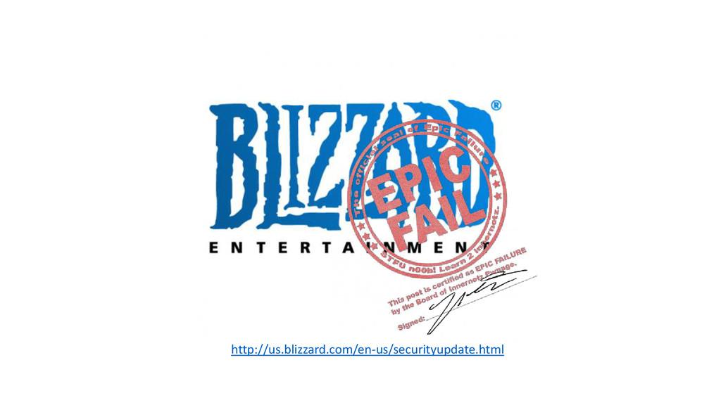 http://us.blizzard.com/en-us/securityupdate.html