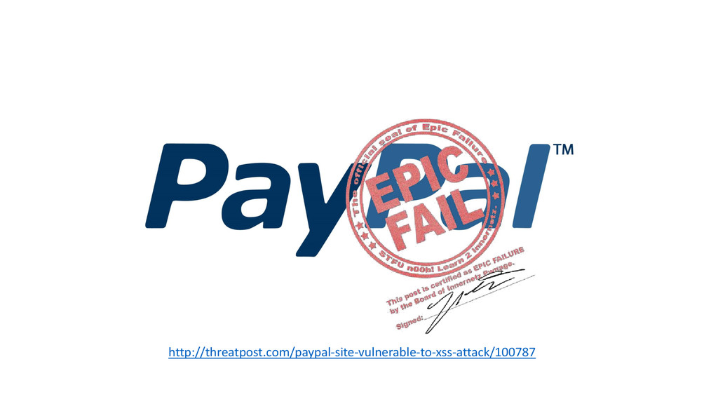 http://threatpost.com/paypal-site-vulnerable-to...