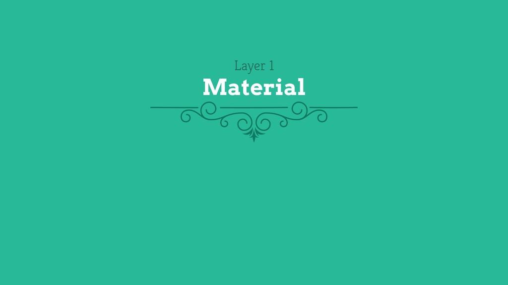 Layer 1 Material