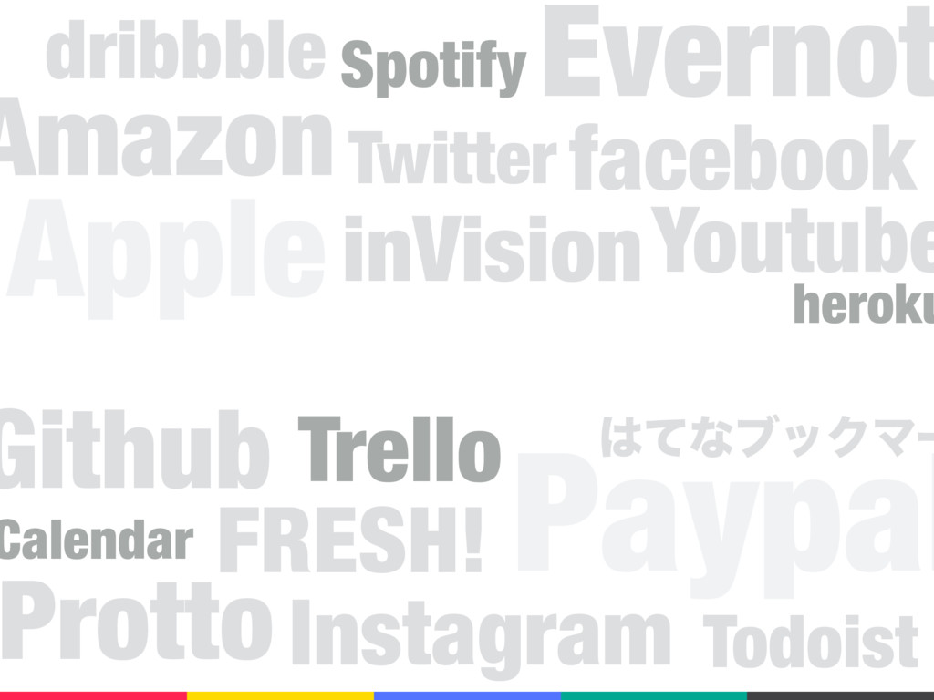 Twitter facebook FRESH! Calendar Instagram Spot...