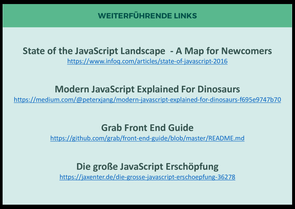 State of the JavaScript Landscape - A Map for N...