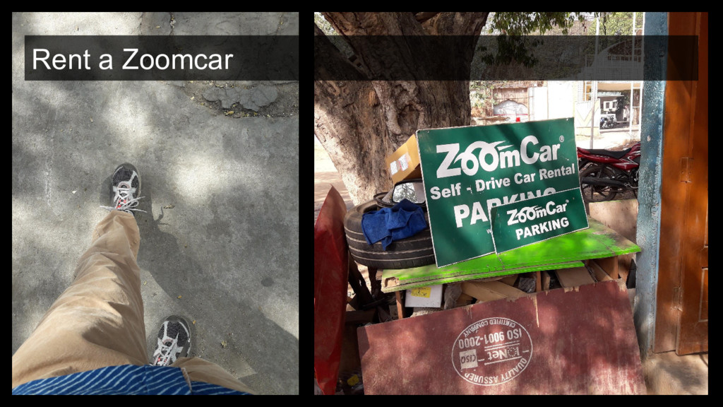 Rent a Zoomcar