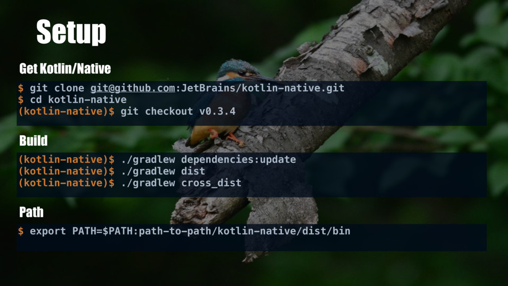 Setup $ git clone git@github.com:JetBrains/kotl...