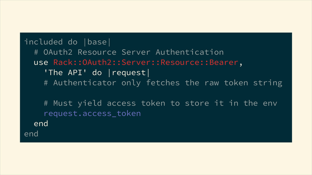 included do |base| # OAuth2 Resource Server Au...