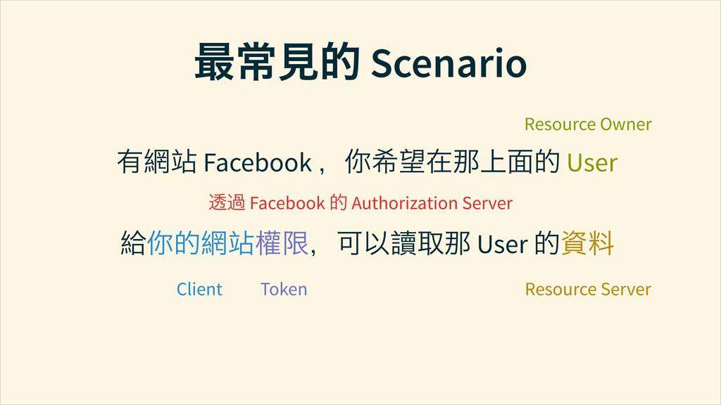 ቋӈᾖ֥ Scenario Ⴕᅟ Facebook đ༐ຬᄝପഈ૫֥ User  ἡ֥...