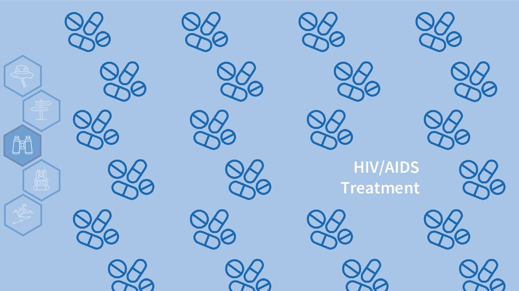 v HIV/AIDS Treatment