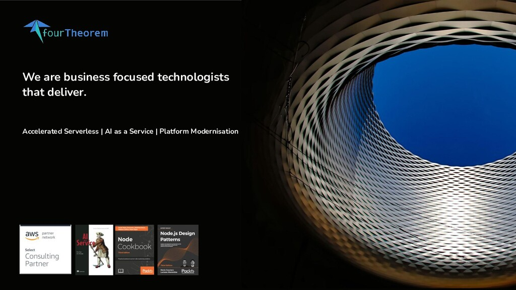 We are business focused technologists that deli...