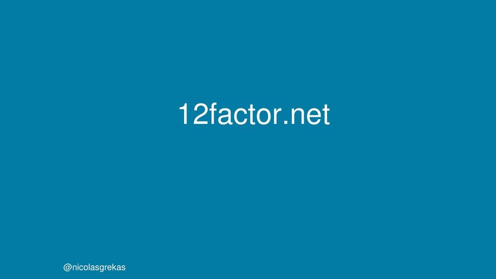 12factor.net @nicolasgrekas