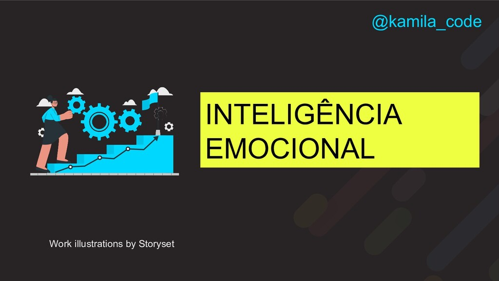 INTELIGÊNCIA EMOCIONAL Work illustrations by St...