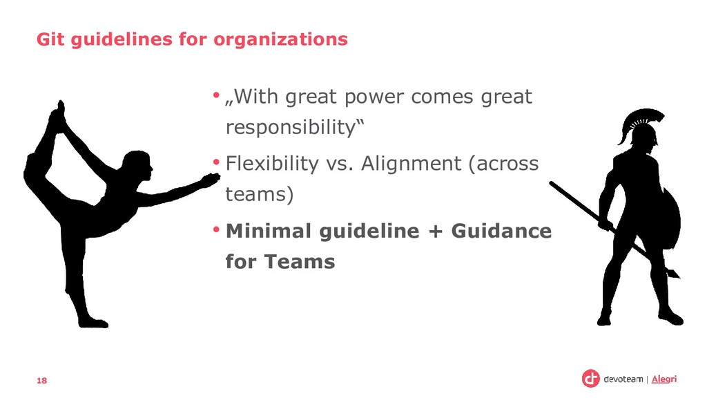 """18 Git guidelines for organizations • """"With gre..."""
