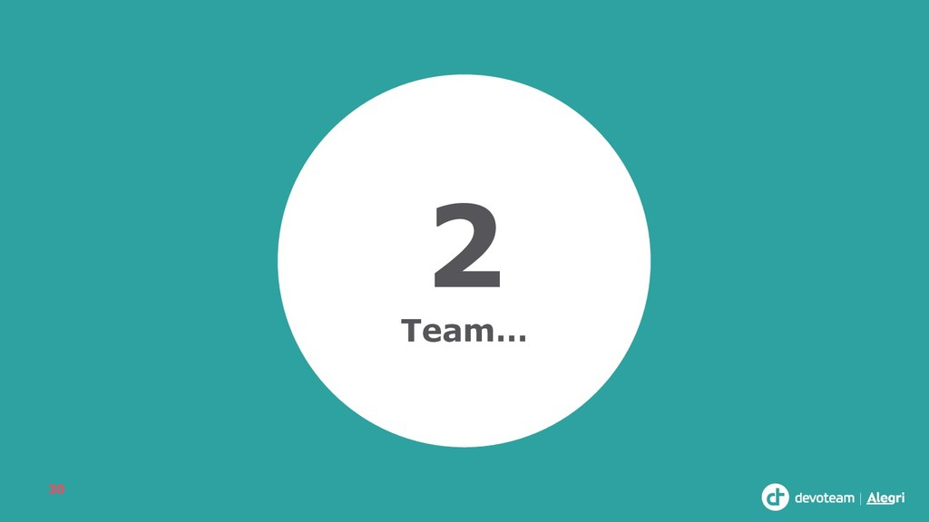 2 Team… 30