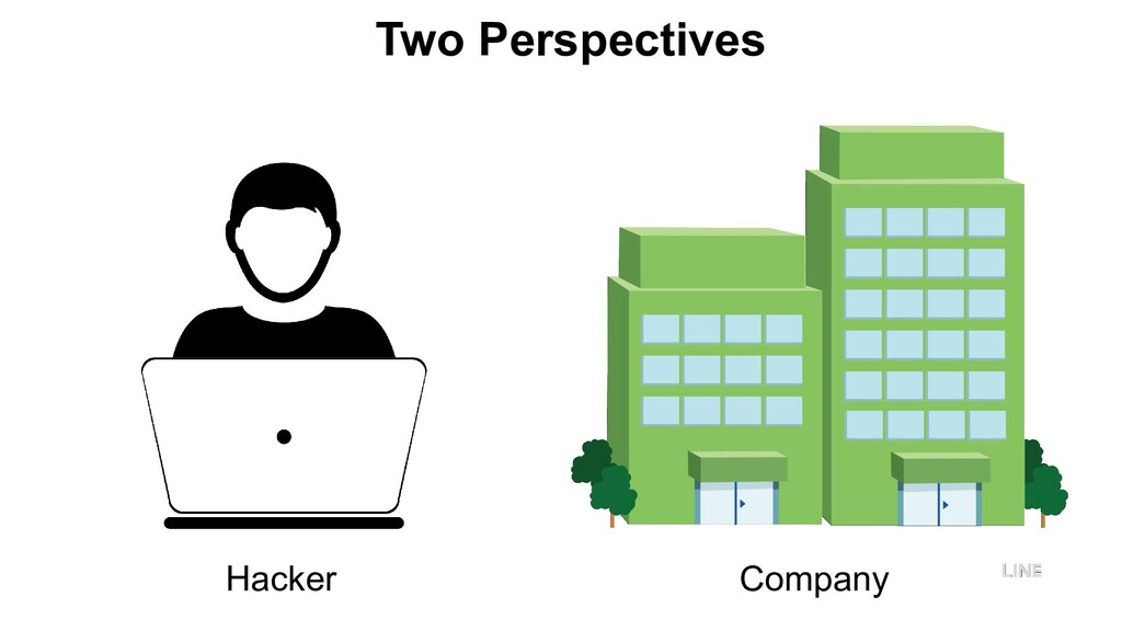Two Perspectives Hacker Company