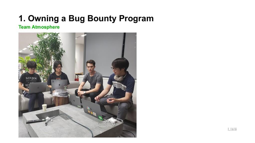 14 1. Owning a Bug Bounty Program Team Atmosphe...