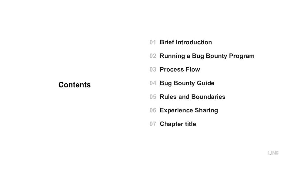 Brief Introduction Running a Bug Bounty Program...