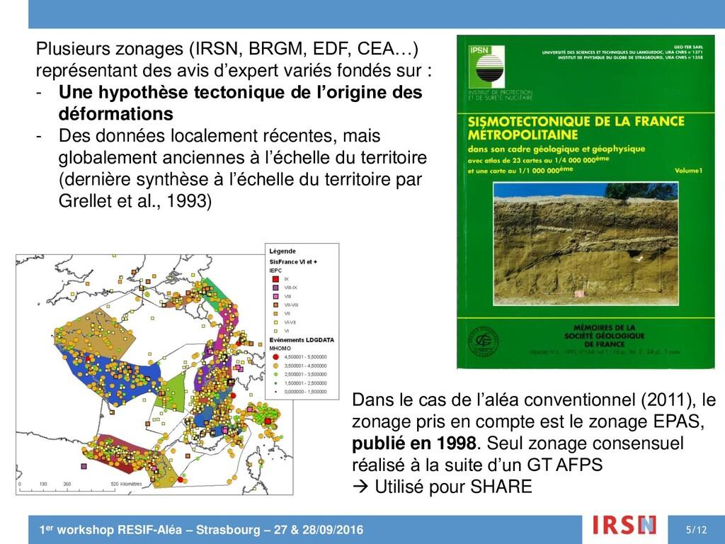 2013 10 15 – Rencontres scientifiques et techni...