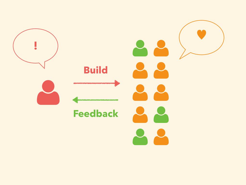 Feedback Build — !