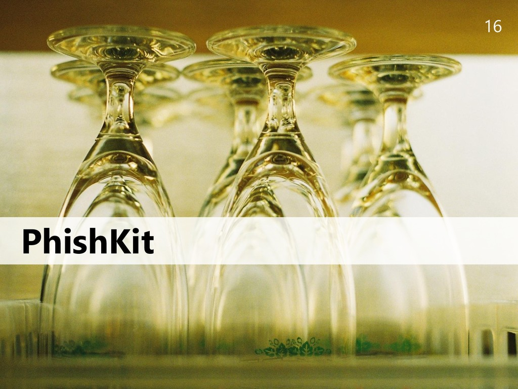 16 PhishKit
