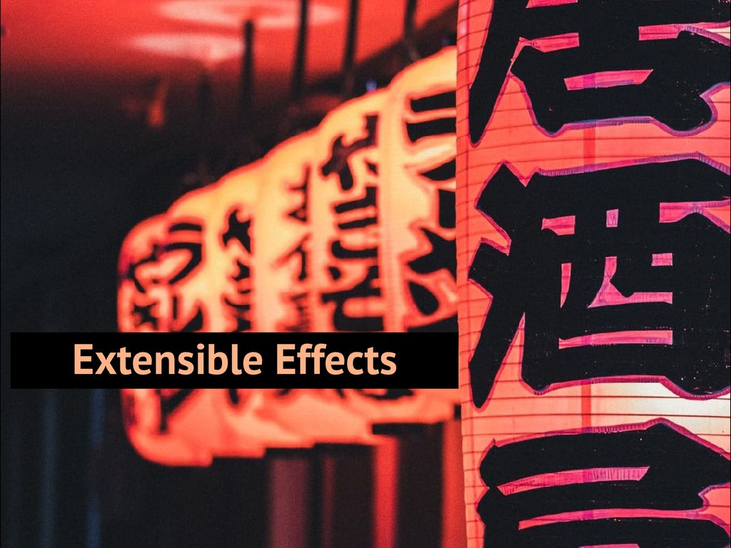 24 Extensible Effects