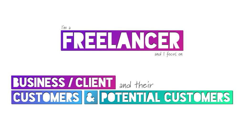 FREELANCER CUSTOMERS POTENTIAL CUSTOMERS & I'm ...