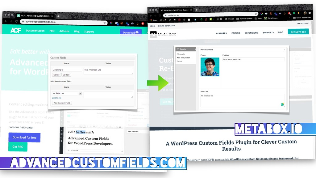 METABOX.IO ADVANCEDCUSTOMFIELDS.COM