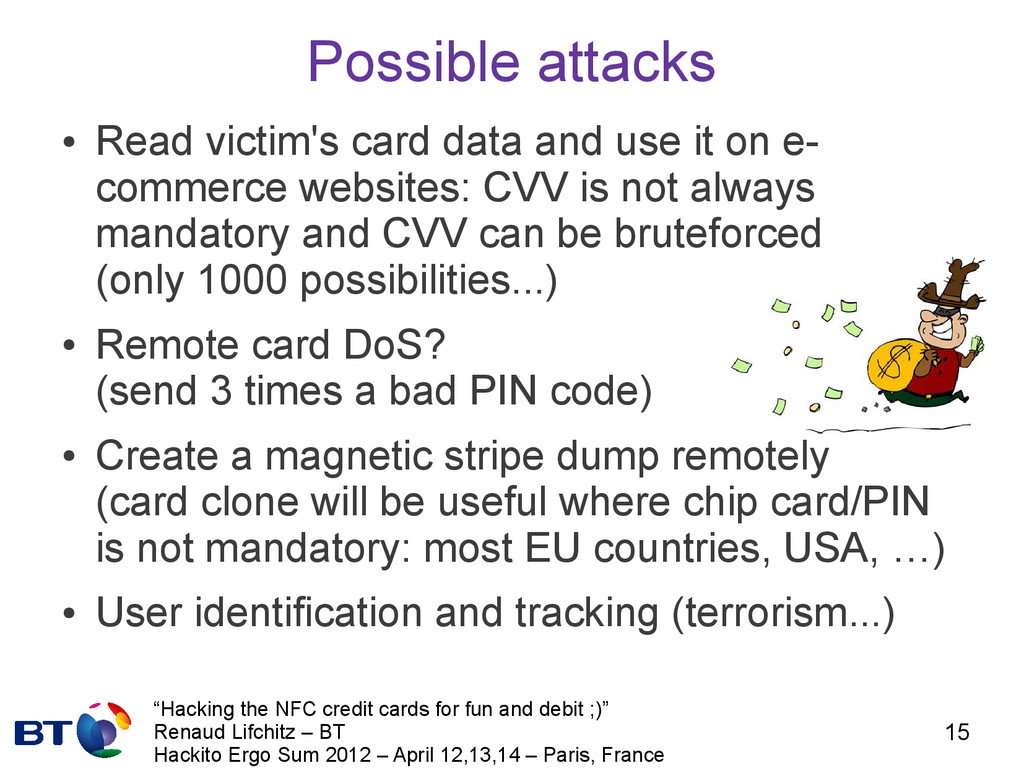 """Hacking the NFC credit cards for fun and debit..."