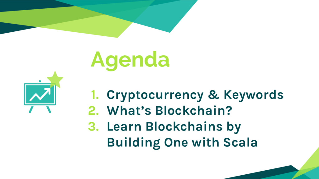 Agenda 1. Cryptocurrency & Keywords 2. What's B...