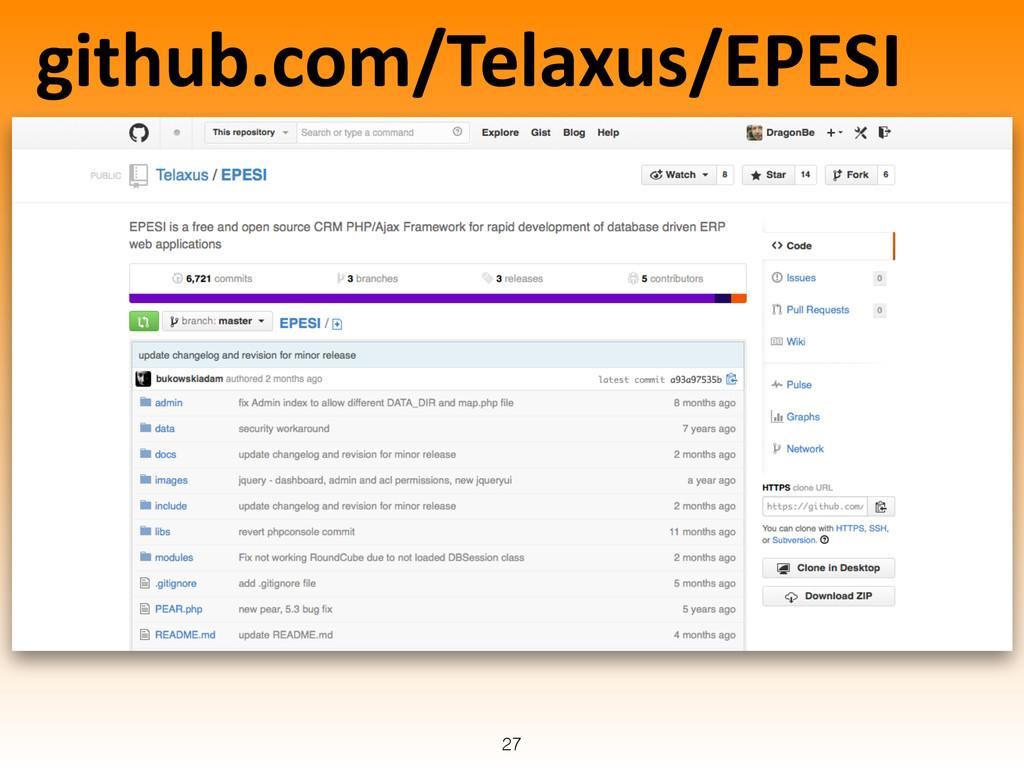 github.com/Telaxus/EPESI 27