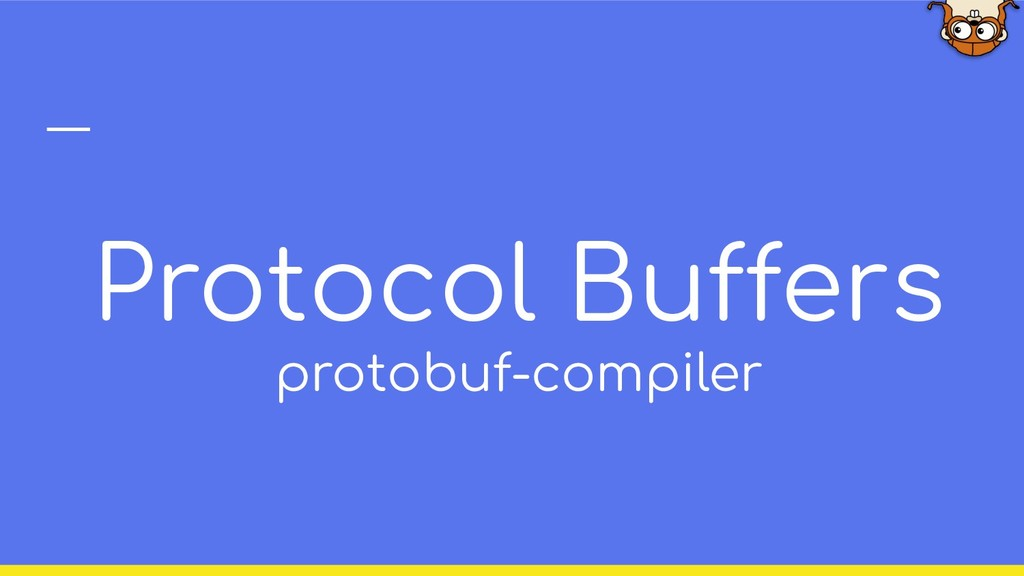 Protocol Buffers protobuf-compiler