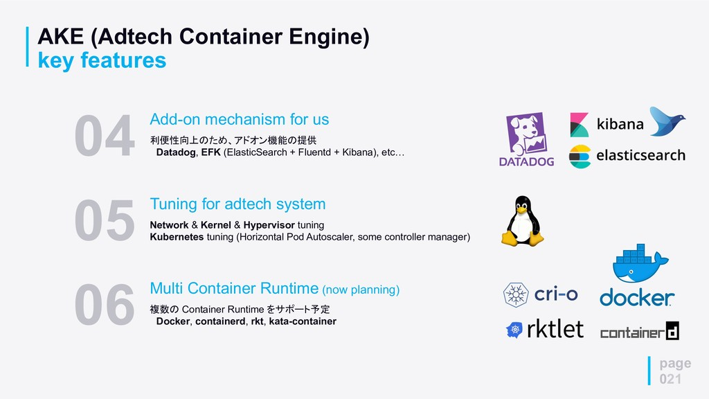 06 Multi Container Runtime (now planning) 複数の C...