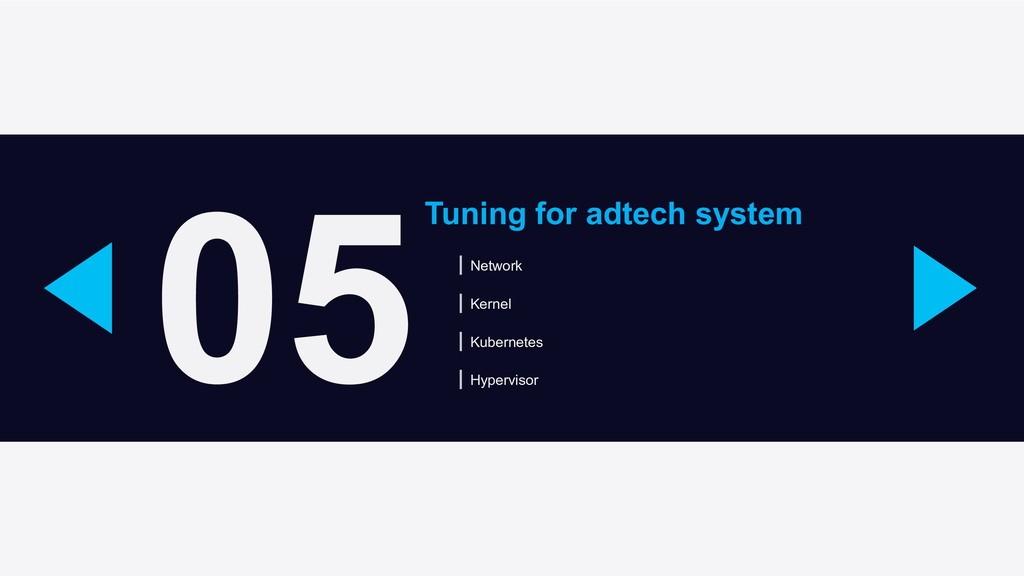 05 Tuning for adtech system Network Kernel Kube...