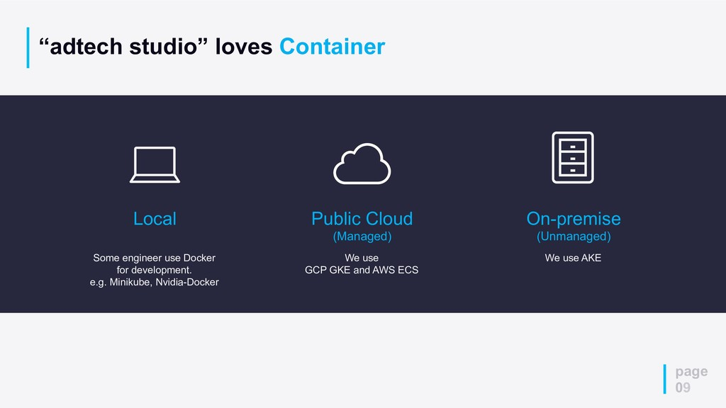 """adtech studio"" loves Container page 09 Some en..."