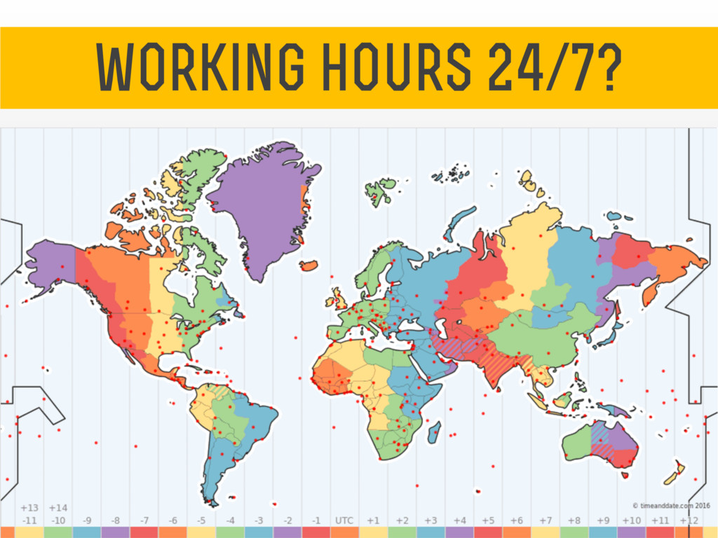 working hours 24/7?