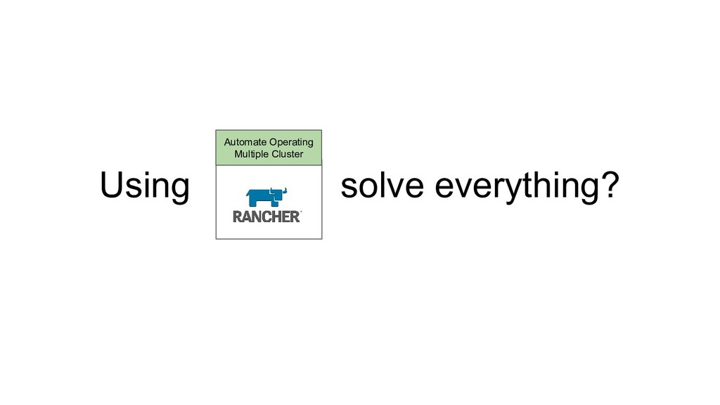 Using solve everything? Automate Operating Mult...