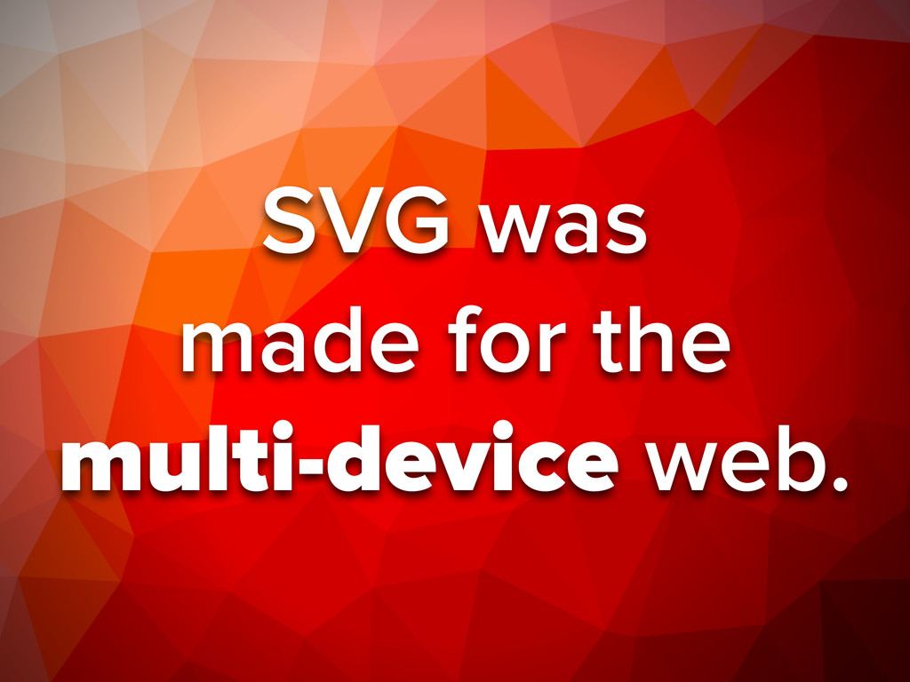 SVG was 