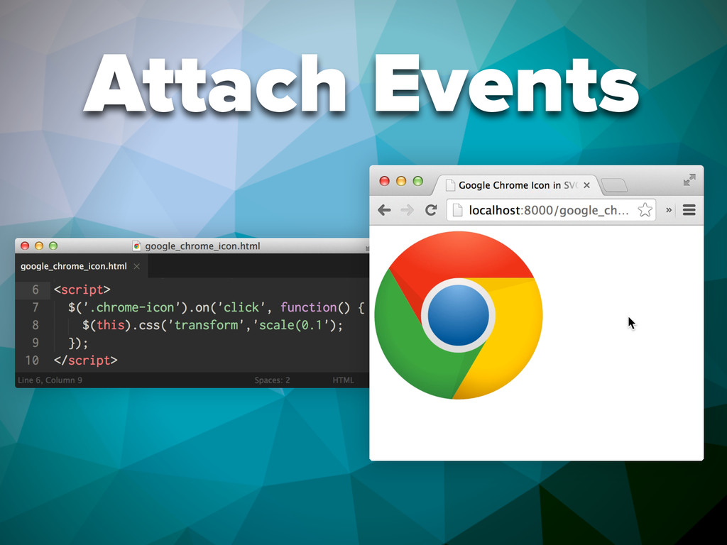 Attach Events