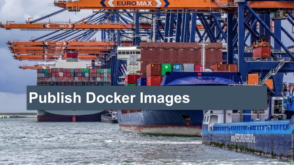 Publish Docker Images
