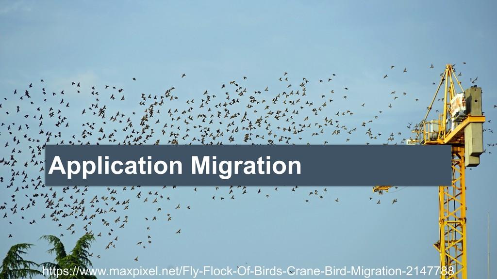 Application Migration https://www.maxpixel.net/...