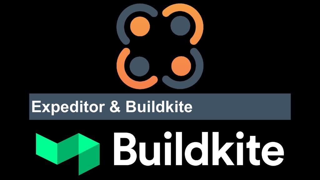Expeditor & Buildkite
